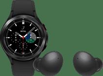 Samsung Galaxy Watch4 Classic 46mm Black + Samsung Galaxy Buds 2 Black