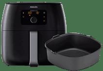 Philips Avance Airfryer XXL HD9653/90 + Bakvorm