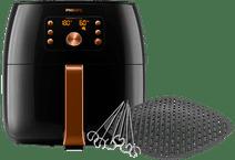 Philips Airfryer XXL Premium HD9867/90 + Grillplaat