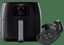 Philips Avance Airfryer XXL HD9650/90 + Pizzakit Friteuse