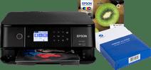 Startpakket Epson Expression Premium XP-6100