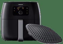 Philips Avance Airfryer XXL HD9650/90 + Grillplaat
