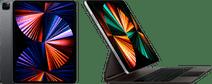 Apple iPad Pro (2021) 12.9 inch 128GB Wifi + 5G Space Gray + Magic Keyboard QWERTY Zwart iPad
