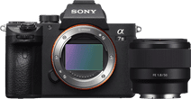 Sony A7 III + 50mm f/1.8