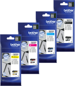 Brother LC-3237 Cartridge Combo Pack