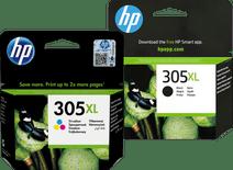 HP 305XL Cartridge Combo Pack