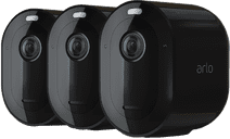 Arlo Essential Spotlight Zwart 3-Pack