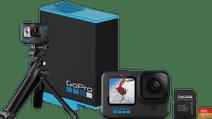GoPro HERO 10 Black - Starterskit (128GB)