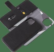 Decoded Apple iPhone 13 2-in-1 Case Leer Zwart