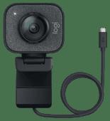 Logitech StreamCam Grijs Logitech webcams