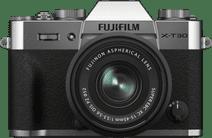 Fujifilm X-T30 II Body Zilver + 15-45mm f/3.5-5.6