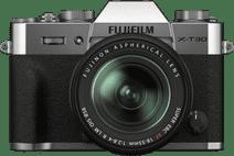 Fujifilm X-T30 II Body Zilver + 18-55mm f/2.8-4.0