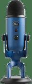 Blue Yeti Midnight Blue Blue gaming microfoon