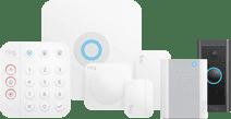 Ring Alarm Beveiligingsset (Gen. 2) 5-delig + Ring Video Doorbell Wired + Ring Chime Gen.2 Slimme alarmsystemen