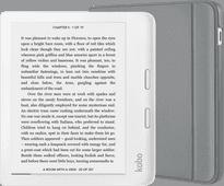 Kobo Libra 2 Wit + Kobo Sleep Cover Grijs Kobo e-reader