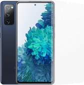 Samsung Galaxy S20 FE 128GB Blauw 5G + InvisibleShield Glass Elite+ Screenprotector