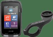 Mio Cyclo Discover Pal + Mio Cyclo Bike Mount Plus Stuurhouder