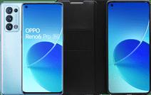 OPPO Reno6 Pro 256GB Blauw 5G + OPPO Reno6 Pro Book Case Zwart