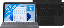 Microsoft Surface Go 3 - 8 GB - 128 GB + Microsoft Surface Go Type Cover QWERTY Zwart