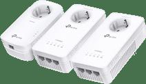 TP-Link TL-WPA8631P Kit WiFi 1300 Mbps 3 adapters Top 10 best verkochte powerline adapters