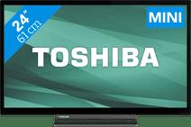 Toshiba 24WA3B63 Kleine tv's (t/m 32 inch)