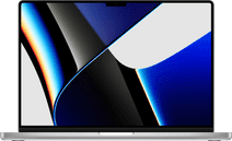 Apple MacBook Pro 16 inches (2021) M1 Pro (10-core CPU/16-core GPU) 16GB/1TB Silver Laptop with high-end build quality