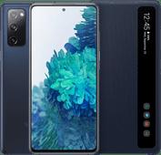 Samsung Galaxy S20 FE 128GB Blauw 5G + Samsung Book Case Blauw