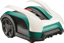 Bosch Indego 350 Connect + Bosch Indego Hoes Wit