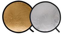 Lastolite Reflector 50cm Silver/Gold