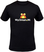 Coolblue T-shirt Mp3man.NL (M)