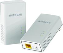 Netgear PL1000 No WiFi 1,000Mbps 2 adapters