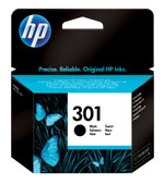 HP 301 Cartridge Black