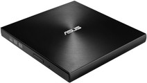 Asus SDRW-08U7M External DVD / CD Player and Burner Black