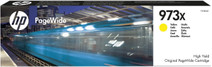 HP 973X Cartridge Geel