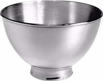 KitchenAid 5KB3SS Brushed stainless steel bowl (3 liters)