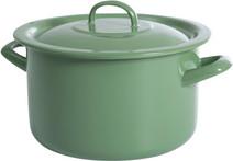 BK New Vintage Cooking Pot Enamel 20cm