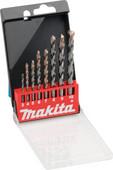 Makita 8-piece Borenset Concrete P-35514