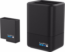 GoPro Dual Battery Charger + Battery (GoPro HERO 5, 6 & 7 Black)