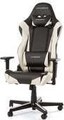 DXRacer RACING Gaming Chair Black/White