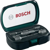 Bosch 6-delige Dopsleutelset