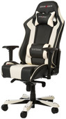 DXRacer KING Gaming Chair Black/White