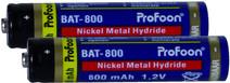 Profoon Oplaadbare AAA NiMH Batterijen 800mAh 2-pack
