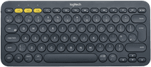 Logitech K380 Wireless Keyboard QWERTY Gray