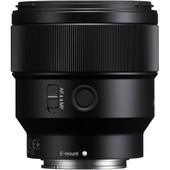 Sony FE 85mm f/1.8