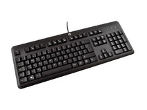 HP USB Keyboard QY776AA Qwerty