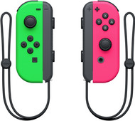 Nintendo Switch Joy-Con set Splatoon Green / Pink