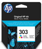 HP 303 Cartridge Color