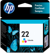 HP 22 Cartridges Combo Pack
