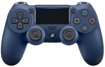 Sony DualShock 4 Controller PS4 V2 Midnight Blue