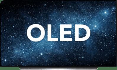 Image OLED tv's